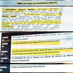 """Uma das partes mais contundentes do acordo aborda a compra da refinaria de Pasadena, no Texas, pela Petrobras. O depoimento, diz a """"Istoé"""", afirma que Dilma, como presidente do Conselho de Administração da Petrobras, tinha """"pleno conhecimento"""" do processo de aquisição da unidade e """"de tudo que esse encerrava"""".  A compra da refinaria gerou prejuízo milionário à Petrobras e foi alvo da 20ª fase da Lava Jato, chamada de """"Corrosão""""."""