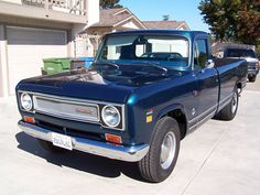 International Harvester 1971 International Harvester Pickup -JUST RESTORED