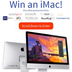 Entered :) black friday photography deals, imac giveaway