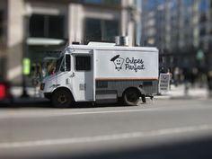 Crepes Parfait Metro Center food truck