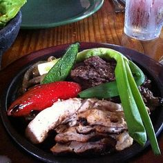 If i could only eat one thing for ever it's be fajitas