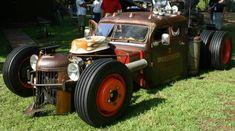 1948 Diamond-T Rat Rod Truck