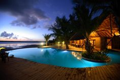 A little piece of heaven, Pomene, Mozambique Bay Lodge, Cabins In The Woods, Happy Hour, Outdoor Decor, Dream Homes, Hospitality, Affair, Destinations, Heaven