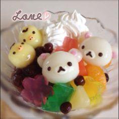 Rilakkuma sweets