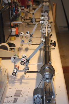 Dream Rod Lathe