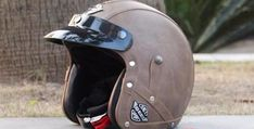 Enjoy one of the best helmets collection EVER ! OUR GUARANTEE We truly believe we sell great stuff for bikers , motorcycles lovers ! Novelty Helmets, Open Face Helmets, Motorcycle Leather, Biker Style, Leather Cover, Bikers, Riding Helmets, Collections, Unisex