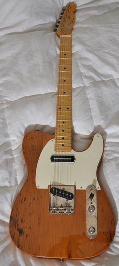 Barncaster Guitars CC