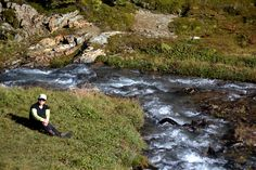 Un breve descanso... Mir Gutierrez . Glaciar Vinciguerra - Ushuaia - Tierra del Fuego - Argentina. Ushuaia, Patagonia, Water, Outdoor, Fire, Earth, Adventure, Argentina, Scenery
