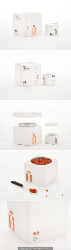 Ikratkaya Caviar (Concept) Designer: Джекил и Хайд Location: St. Petersburg, Russia Project Type: Concept