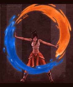 Korra and Chell would totally get along. #LegendofKorra #Portal2