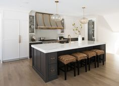 "Remodeling Stories: Kitchen Refresh with Oak Cabinetry – ""One of the most important features of this new home is the relatable and comfortable kitchen,"" explained kitchen designer, Megan Dent of Mingle in Plymouth, MN... Read more on the Dura Supreme Blog at DuraSupreme.com."