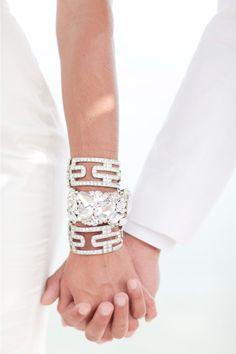 Layer your bracelets!