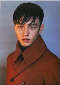 Numero Homme China - Jin