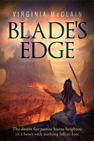 Blade's Edge by Virginia McClain ebook deal