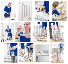 #DIY Bathroomtrolley - #101woonideeen.nl - Dutch interior and crafts magazine