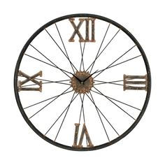 Iron Wall Clock https://joyfulhomegoods.com/collections/wall-decor/products/sterling-industries-iron-wall-clock-129-1088?variant=20311892871 Free gift for our Pinterest fans! $5 gift card, use code PIN5 to redeem!