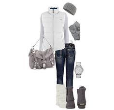 Winter fashion;)