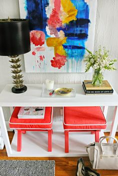 Shannon Claire: APARTMENT TOUR: Foyer Progress