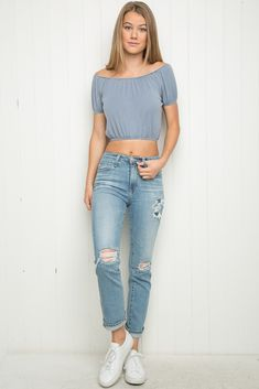 Brandy ♥ Melville | Potter Top - Tops - Clothing