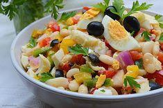 Fruit Salad, Salads, Yummy Food, Canela, Bean Salads, Cod, Healthy Meals, Vegetarian Recipes, Cute