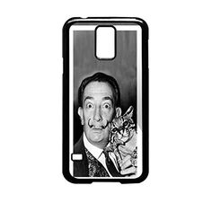 FRZ-Salvador Dali With Ocelot Galaxy S5 Case Fit For Galaxy S5 Hardplastic Case Black Framed FRZ http://www.amazon.com/dp/B016XVD5E2/ref=cm_sw_r_pi_dp_4lBmwb1SR6AW5