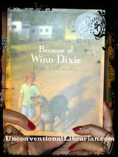 Because of Winn Dixie. Also giving this away on World Book Night!
