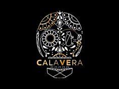Calavera   Mexican Food Truck Design