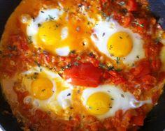 Bobba's Shak Shouka How To Make Breakfast, Best Breakfast, Breakfast Recipes, Dinner Recipes, Paleo Recipes, Whole Food Recipes, Organic Eggs, Healthy Treats, A Food