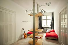 Quotel - Temporary Interior Design - inspiring ideas on a budget.