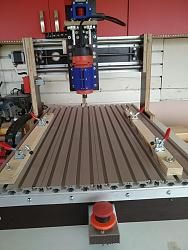 Some time ago I started making a cnc with internet materials and from old photocopiers and some well known local business of the kind. Homemade Cnc, Cnc Lathe, Cnc Machine, Projects To Try, Milling, 3d Printer, Diy, Internet, Bricolage