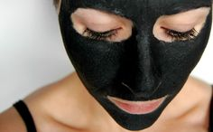 This activated charcoal face mask is amazing at killing bacteria, and gives your face a nice deep cleaning, plus its a fun way to scare the family!.