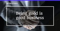 At #ChoicesSignatureHomes we believe that #BeingGoodIsGoodBusiness