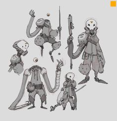 Art by Darren Bartley* • Blog/Website   (https://www.artstation.com/artist/fightpunch) ★    CHARACTER DESIGN REFERENCES™ (https://www.facebook.com/CharacterDesignReferences & https://www.pinterest.com/characterdesigh) • Love Character Design? Join the #CDChallenge (link→ https://www.facebook.com/groups/CharacterDesignChallenge) Share your unique vision of a theme, promote your art in a community of over 50.000 artists!    ★