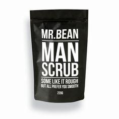 Mr Bean Coffee Scrub (Man)