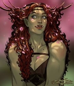 Half Orc Barbarian, D D Races, Character Concept, Rage, Horror, Wonder Woman, Superhero, Twitter, Fictional Characters