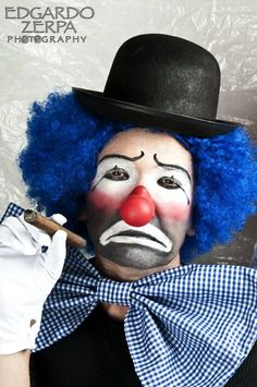 Payaso Azul / Clown