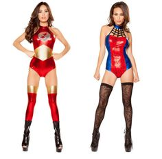 Sexy #womens super hero #spider halloween costume jumpsuits cosplay fancy #dress,  View more on the LINK: 	http://www.zeppy.io/product/gb/2/201646961741/