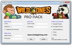 WILD ONES HACK PRO VERSION Undetected. Look at our most recent and Undected Cheat device for wild ones by playdom we present to you the wild ones star mentor including wild ones coins, Cheat Engine, Point Hacks, Uplifting News, Pro Version, Weird Tattoos, One Coin, Wild Ones, New Tricks, Games To Play