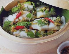 Steamed Fish with Vietnamese Dressing | 1m Recipes