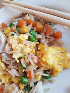 Fried Rice, Food And Drink, Ethnic Recipes, Nasi Goreng, Stir Fry Rice