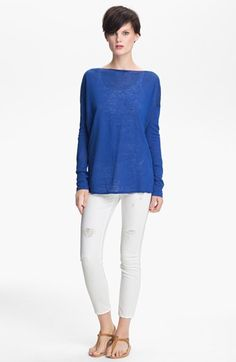 Vince Boatneck Sweater available at #Nordstrom