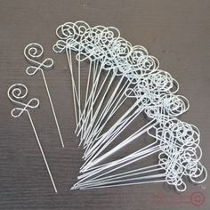 pack-50pcs-DIY-craft-metal-wires-photo-card-picture-memo-clip-holders-clay-cake