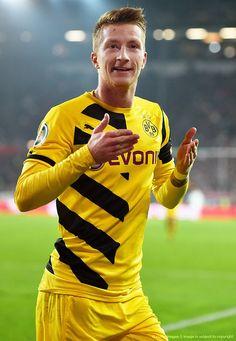 Marco Reus - Rot Weiss Ahlen, Borussia Monchengladbach, Borussia Dortmund, Germany.