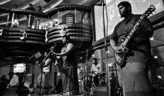 The Raghu Dixit Project at Striker, Pub & Kitchen, Vasant Kunj, Ambience Mall, New Delhi.