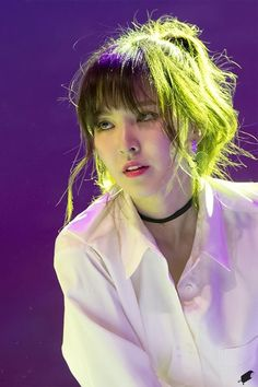 웬디 ♡ 레드벨벳 Seulgi, Kpop Girl Groups, Korean Girl Groups, Kpop Girls, K Pop, Wendy Red Velvet, Aesthetic People, Soyeon, Peek A Boos