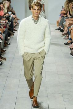 Michael Kors Goes Nautical for Spring/Summer 2015 image Michael Kors Spring Summer 2015 002