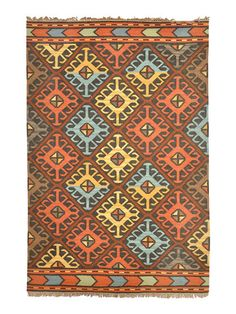 Costa Kilim Rug by Kosas Home at Gilt