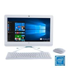"HP 19.5"" Intel 4GB RAM, 1TB HDD All-in-One Desktop PC"