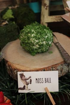 """Where the Wild Things Are"" Birthday Party Ideas 