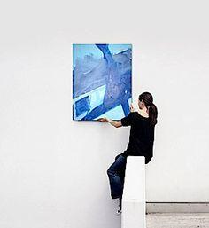 STORM at SEA #abstract #painting #art